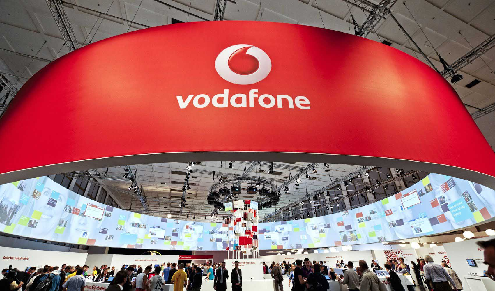 important stocks including vodafone - HD 1700×1000