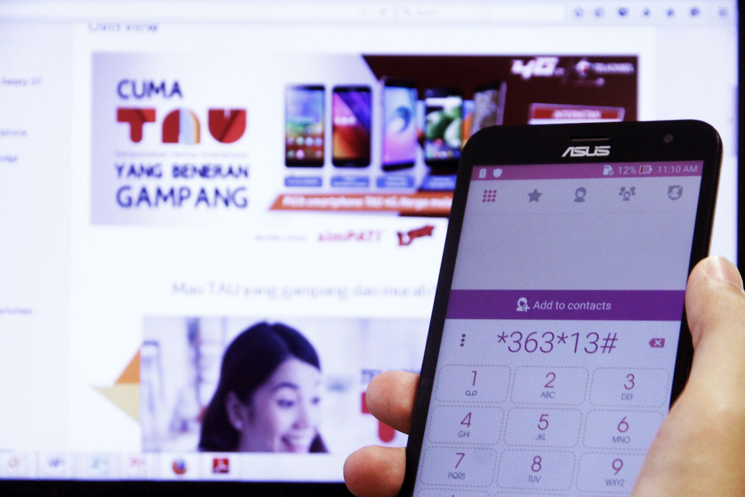 Telkomsel Gadeng 5 Merek Smartphone Untuk Lengkapi Ekosistem 4G ... 42e61d37bb