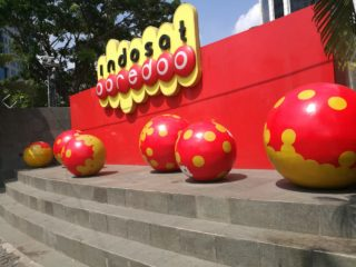 Pendapatan Seluler Indosat Ooredoo