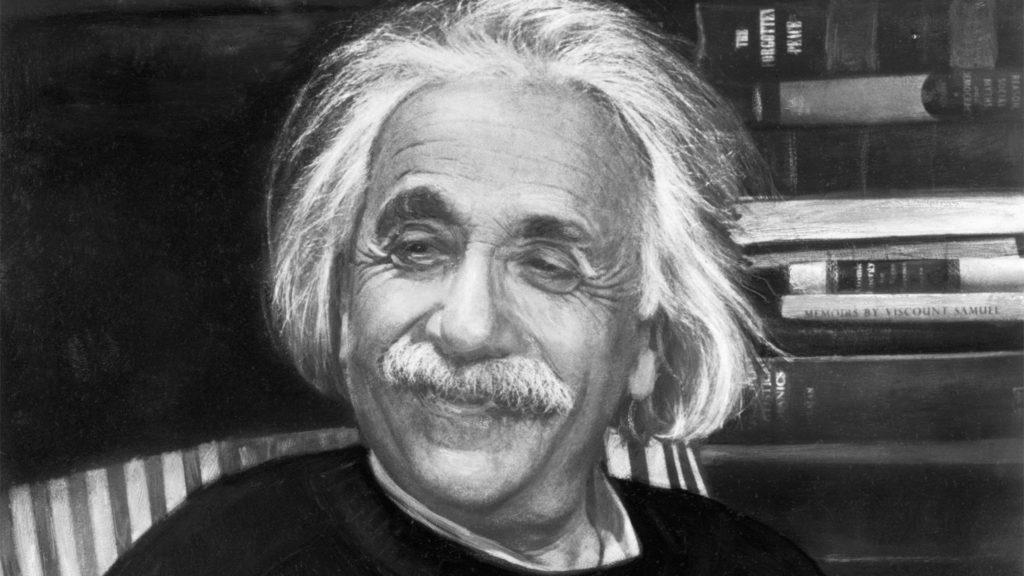 Rekaman Percakapan Rahasia Albert Einstein akan Dilelang