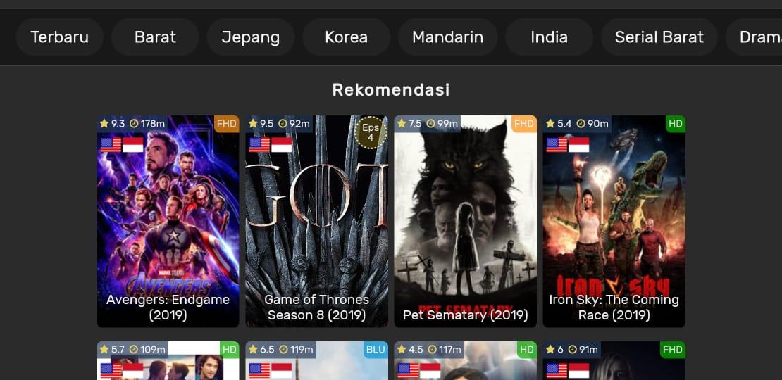 Indoxxi XX1 Lite, Aplikasi Nonton Film Streaming Anti Repot - Telko id