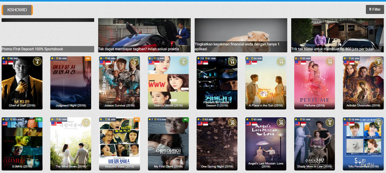 10 Situs Download Drama Korea Subtitle Indonesia Terlengkap