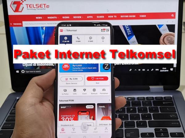 Paket Internet Telkomsel, Daftar Harga dan Rekomendasi