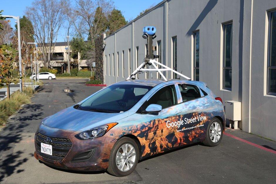 Proyek Google Street View Dituding Langgar Privasi Data