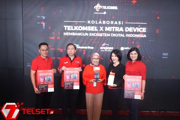 Telkomsel Bundling Smartphone 4G, Cash Back Rp 2 Jutaan