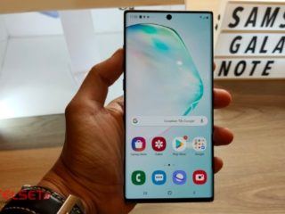 Harga Samsung Galaxy Note 10