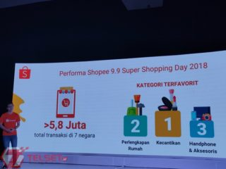 3 Hal Menarik dari Shopee 9.9 Super Shopping Day