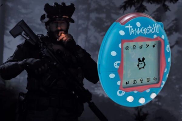 "Ada ""Tamagotchi Buas"" di Call of Duty: Modern Warfare"