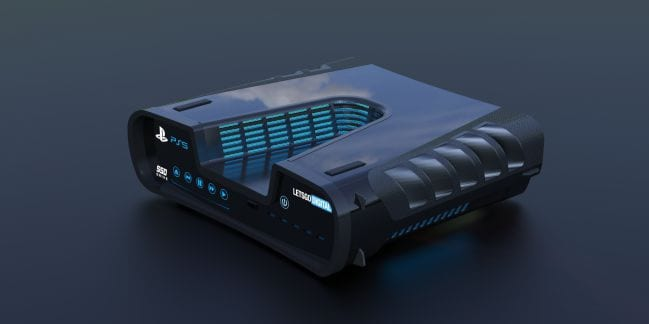 Desain Rekaan Ini Gambarkan Bentuk PlayStation 5