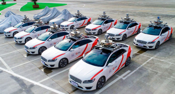Didi Chuxing China Uji Coba Layanan Taksi Otonom