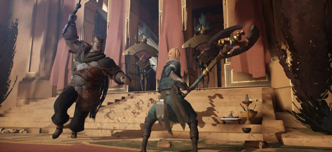 Game Ashen Sambangi PS4, Switch, Steam, dan GOG