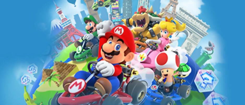 """Hore! Mario Kart Tour Segera """"Mengaspal"""" di iOS dan Android"""