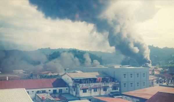 Kantor Dibakar Massa, Telkom Group Amankan Aset di Jayapura
