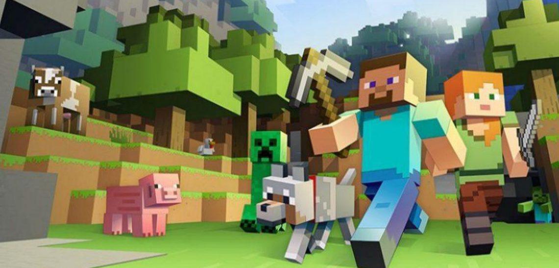 Microsoft Perbarui Grafis Game Minecraft