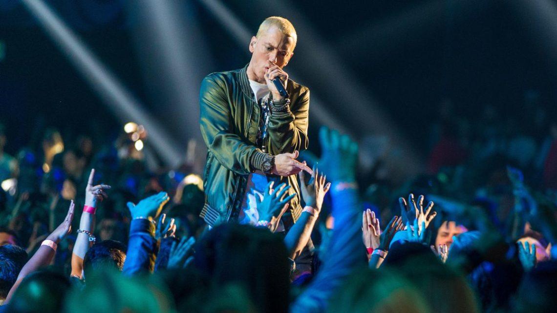 Perusahaan Rekaman Eminem Gugat Spotify, Gara-gara Apa?