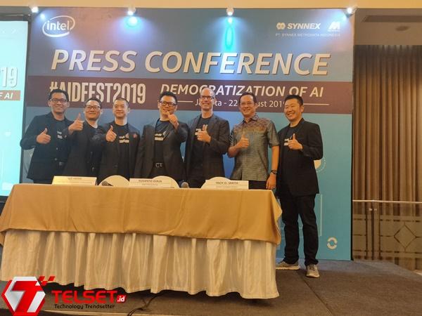 Synnex dan Intel Umumkan 12 Finalis OpenVino Hackathon 2019