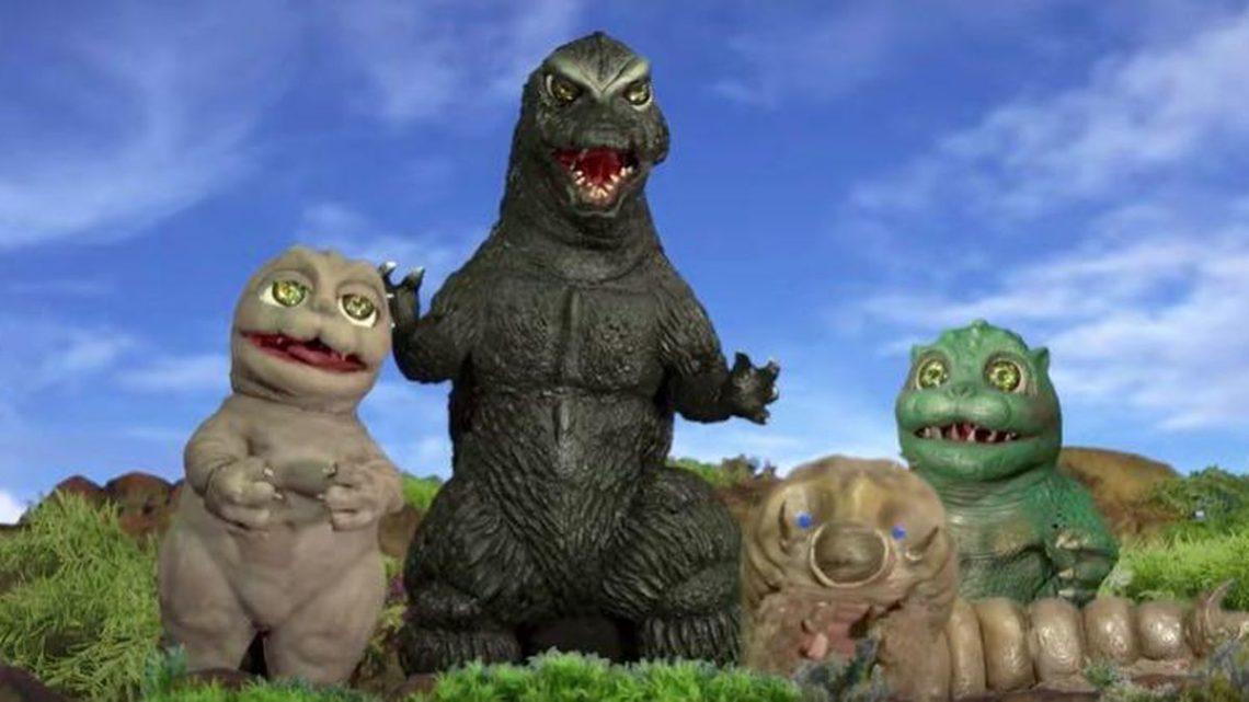 """YouTube """"Diserang"""" Godzilla dan Monster Menggemaskan"""
