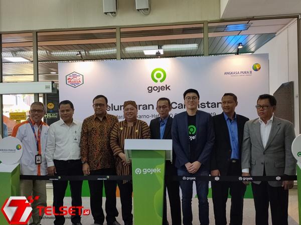 GoCar Instan Layani Penumpang di Bandara Soekarno Hatta