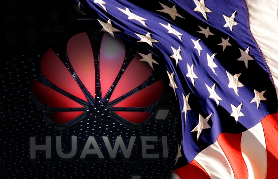 AS Kekeh Embargo Huawei Meski Perang Dagang Usai