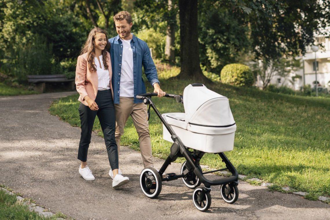 Bosch Ciptakan Kereta Bayi Listrik dengan Sensor Canggih