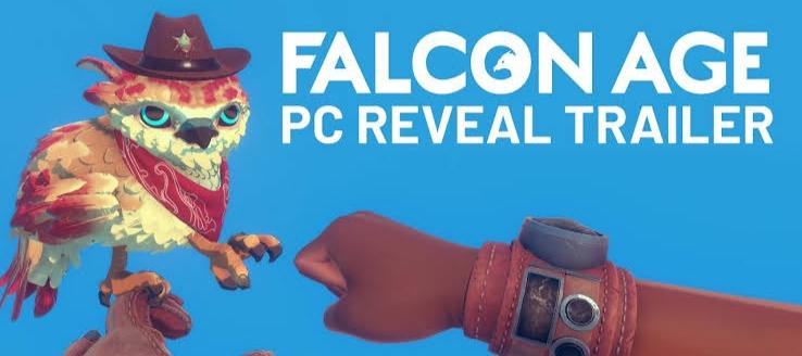 Game Aksi Petualangan Falcon Age Resmi Rilis