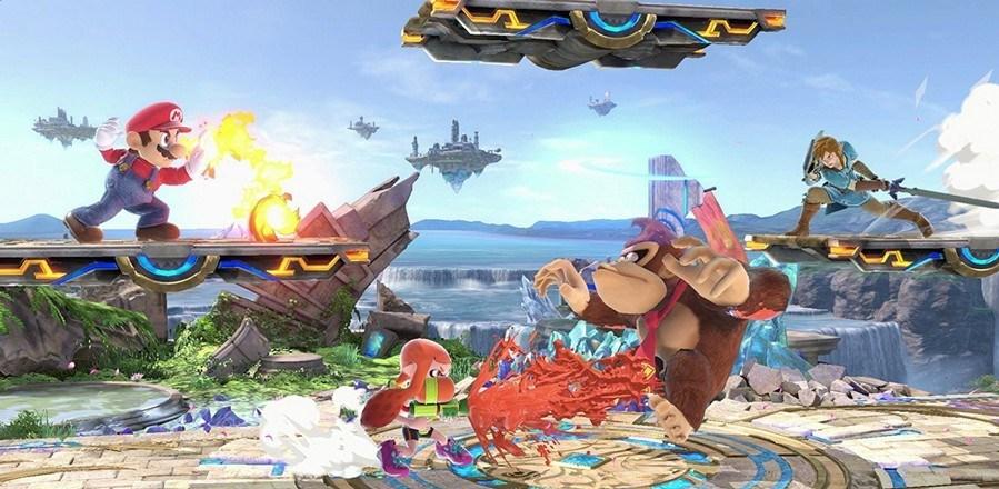 Karakter Metal Slug Hadir di Super Smash Bros?