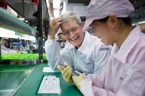 Oops Ketahuan! Apple-Foxconn Rekrut Siswa Magang untuk Rakit iPhone