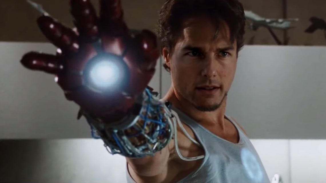 Sah! Tom Cruise Gantikan Robert Downey Jr Jadi 'Iron Man' [Video]