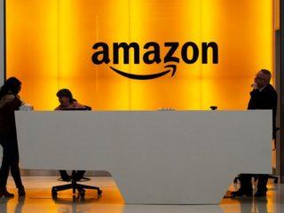 """Tinggalkan Kartu Kredit, Bayar di Amazon Cukup """"Pindai Tangan"""""""