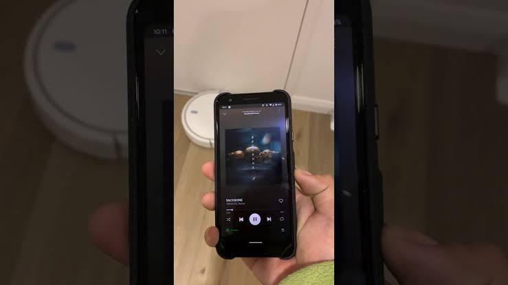 Unik! Penyedot Debu Xiaomi Bisa Putar Musik Spotify