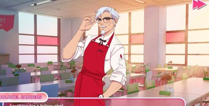 """Wah, Kolonel Sanders """"Kencan"""" dengan Sim di Steam"""