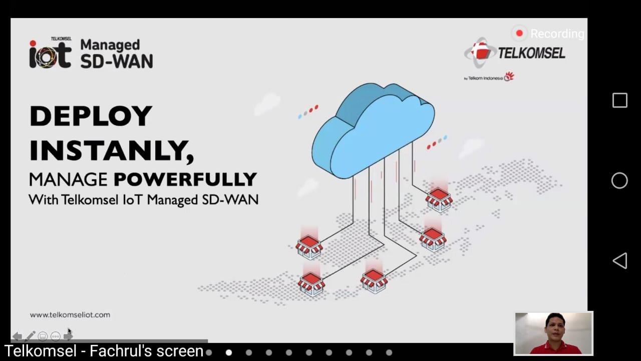 Solusi IoT Telkomsel