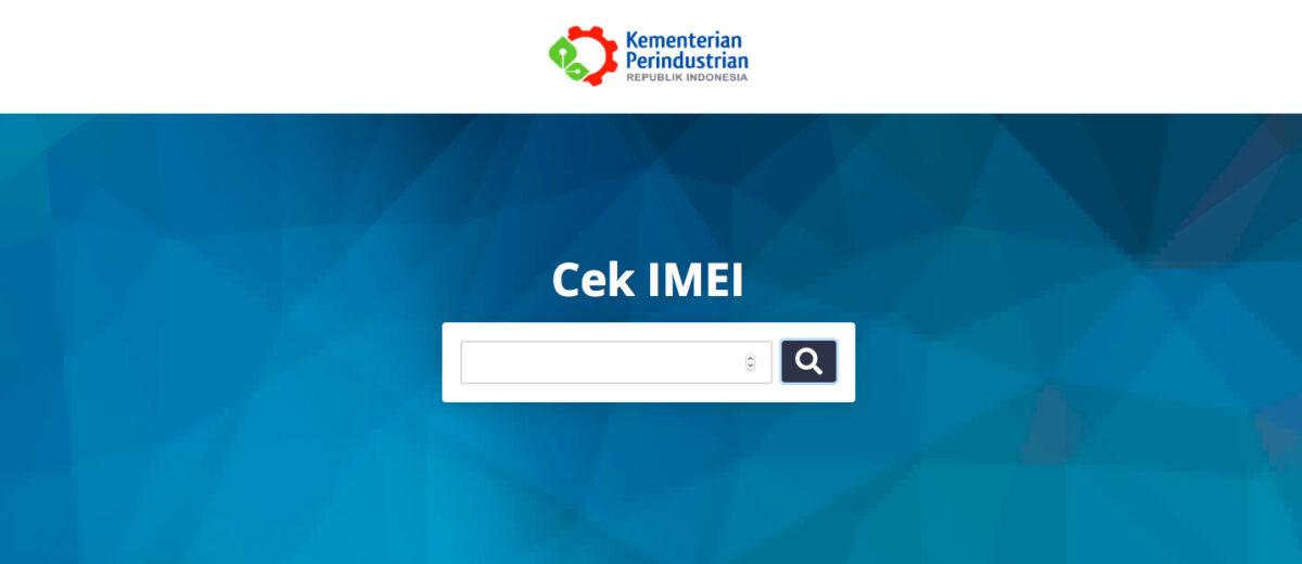 Gagal Daftar IMEI