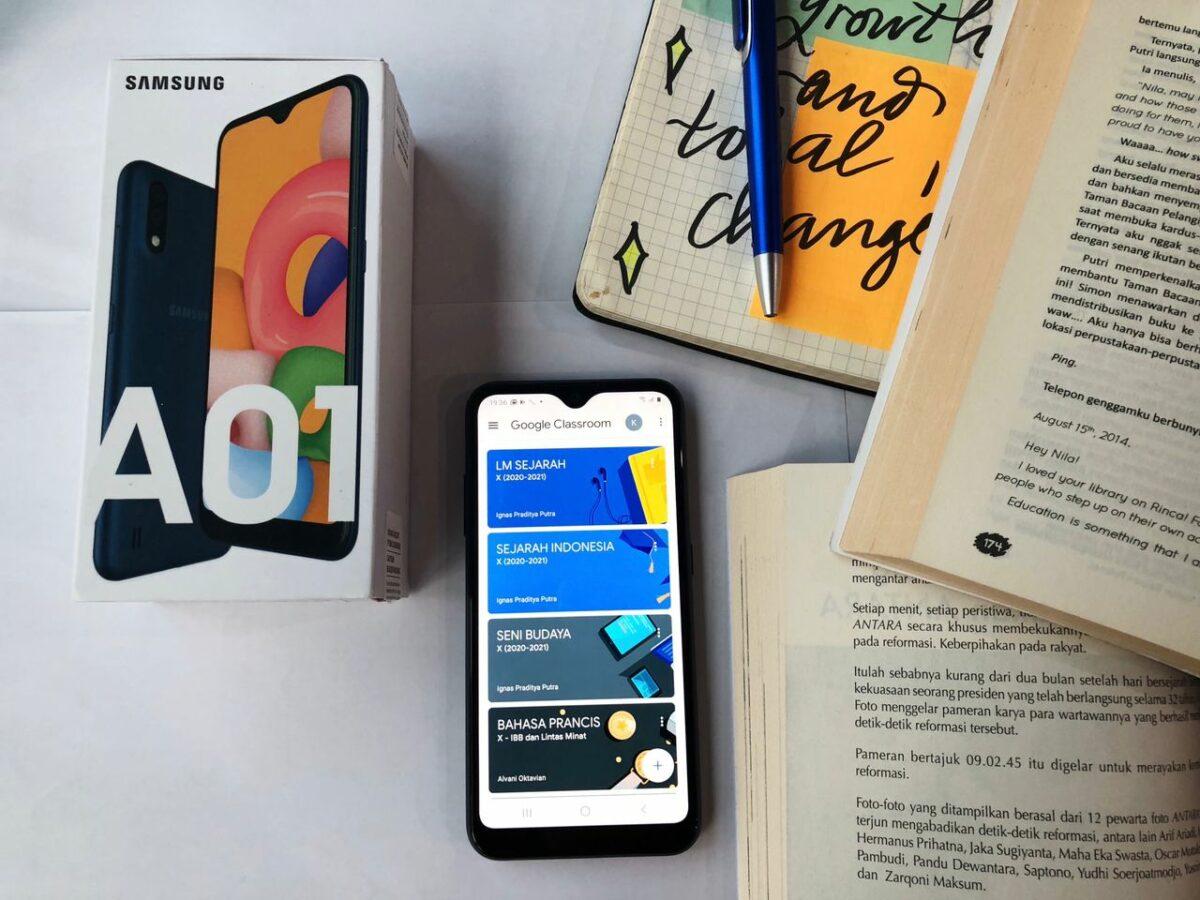 Samsung dan Telkomsel