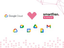Smartfren Business Gandeng Google