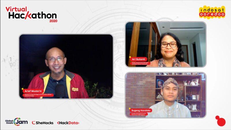 Indosat Ooredoo Virtual Hackathon