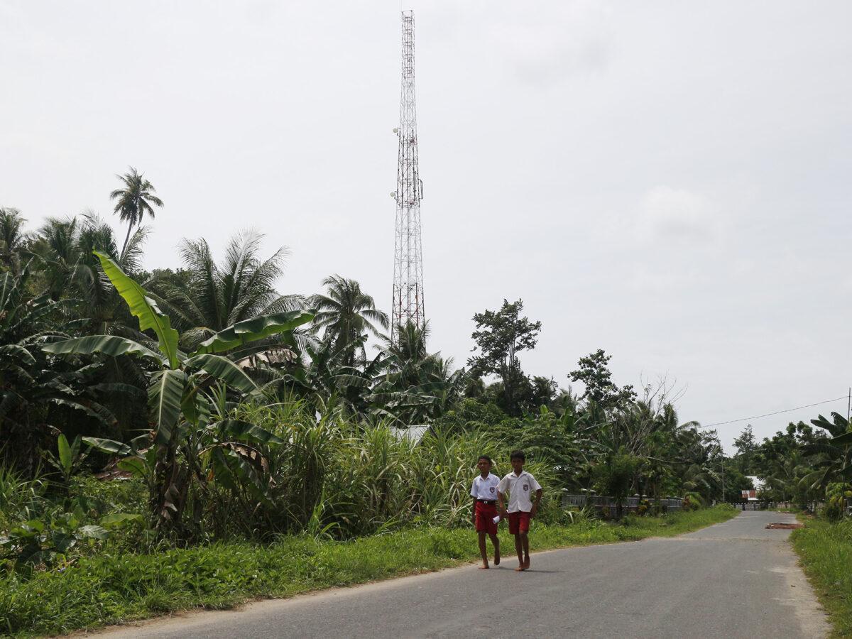 Frekuensi Radio 2.3 GHz