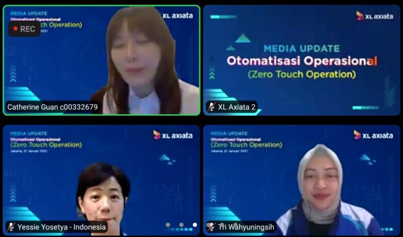 Platform Zero Touch Operation