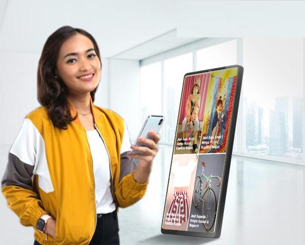 Indosat Ooredoo dan Snap