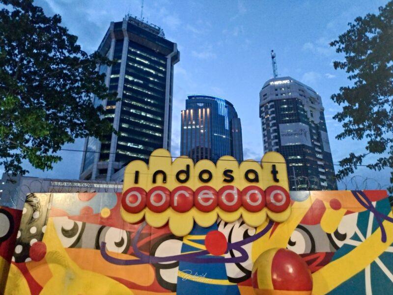 Indosat Jual Menara