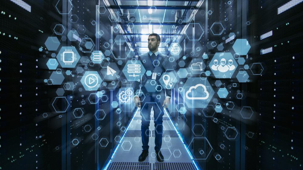 Bisnis Data center