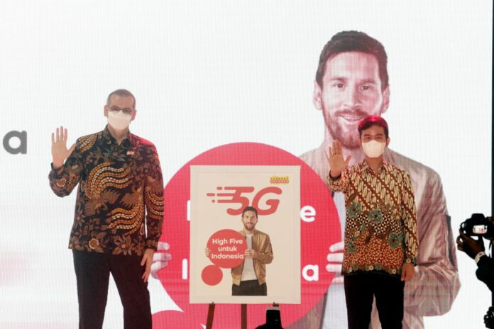 5G Indosat Ooredoo