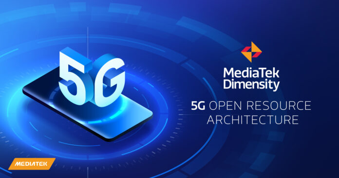 5G Open Resource Architecture