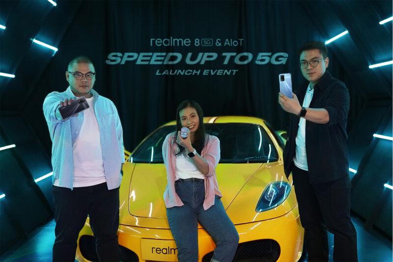 Realme 8 5G, Jadi Smartphone 5G Termurah Saat ini?