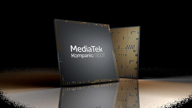 MediaTek Kompanio 1300T, SoC 5G Buat Tablet Makin Tangguh