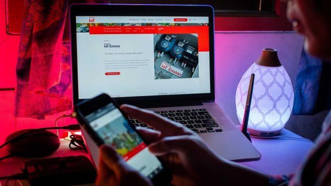 Telkomsel IoT Envion