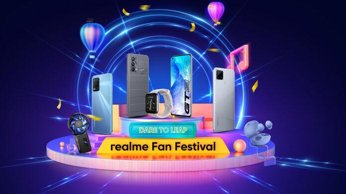 realme Fan Fest 2021 realme Fan Fest 2021