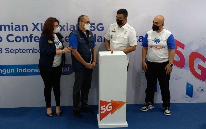 Layanan 5G XL Axiata