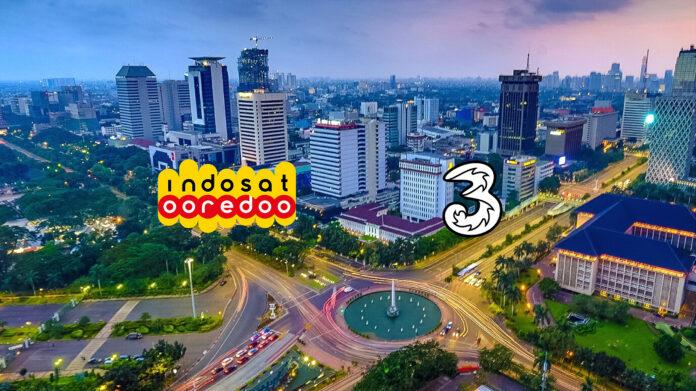 Merger Indosat dan Tri