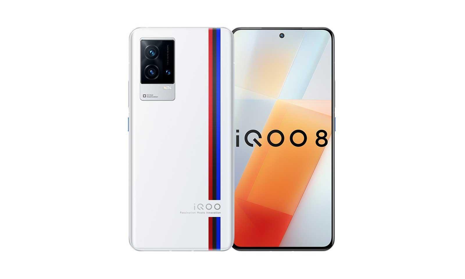 Harga Spesifikasi Vivo Iqoo 8 kamera ram sistem operasi baterai indonesia